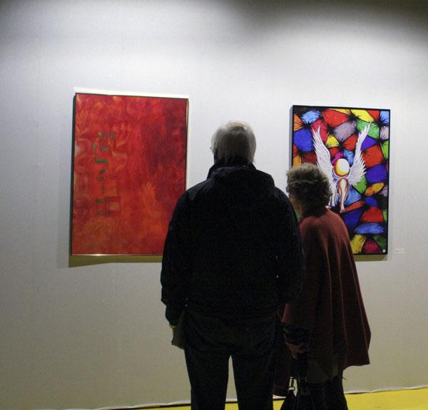 Shinta s zenker expositions collectives - Salon du dessin et de la peinture a l eau ...